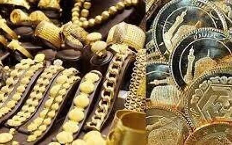 ثبات قیمتها در بازار طلا و سکه در یک هفته
