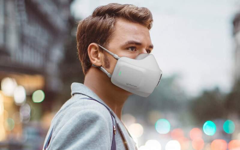 پیشگیری از کووید۱۹با ماسک مجهز به میکروفون