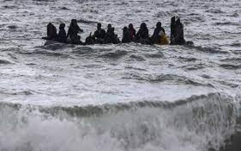قایق حامل ۴۵ پناهجو در آبهای اروپا غرق شد