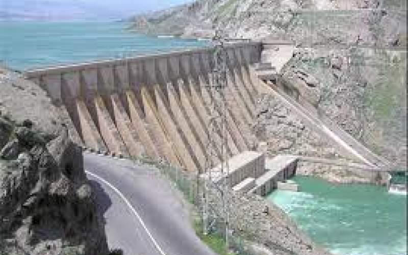 وضعیت نگرانکننده ذخیره آب سدهای کشور