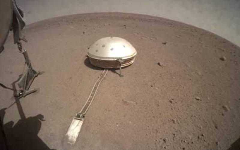 تهیه نقشهای از ساختار درونی مریخ