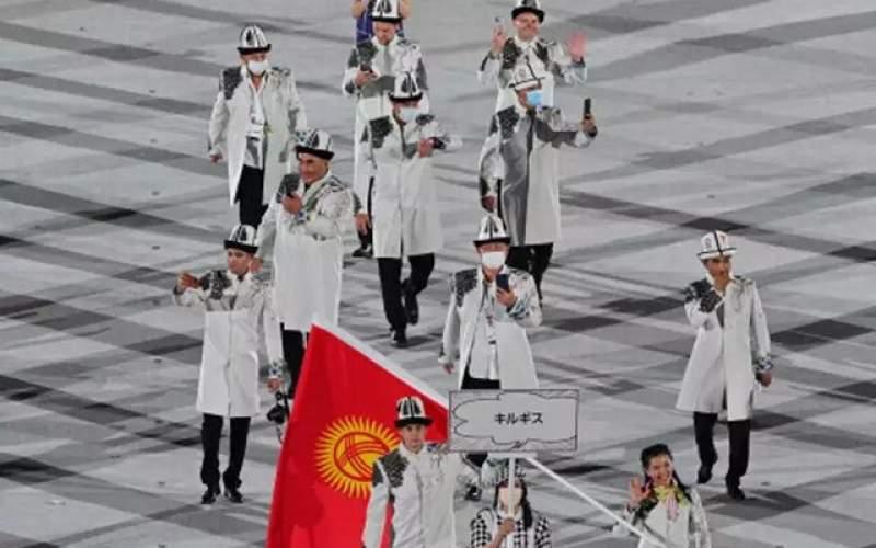 ۳ کشوری که تنها یک پرچمدار در المپیک داشتند