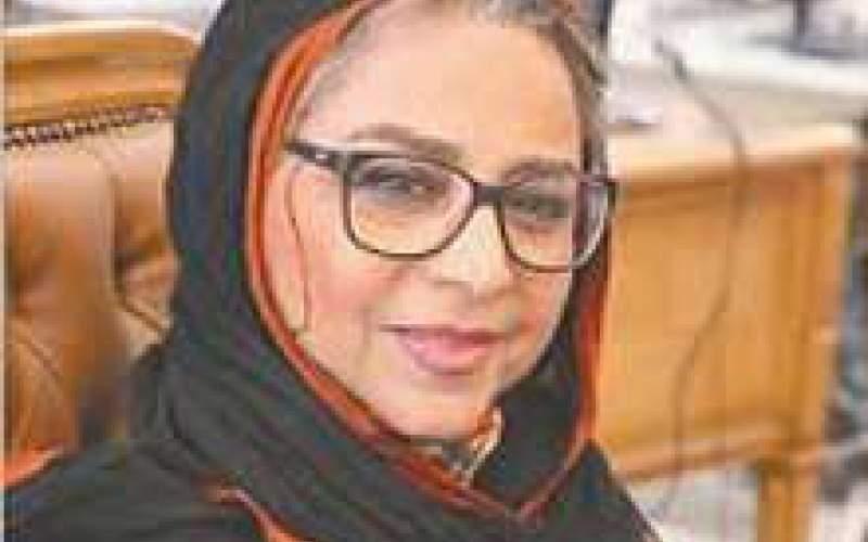 سیما بینا: روزی هزار بار برای مردم خوزستان میمیرم