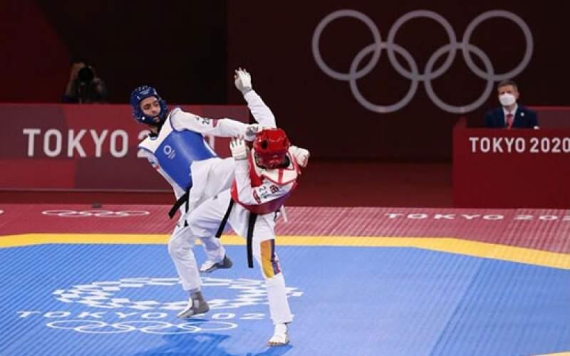 پیروزی آرمین هادیپور در نخستین گام المپیک