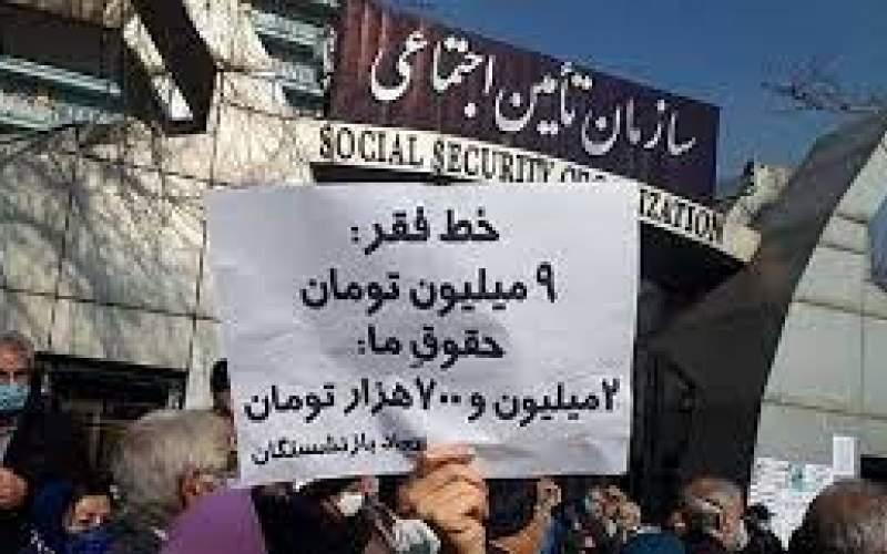 حاصل کارگری در ایران فقر است
