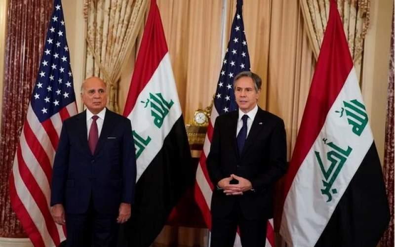 آمریکا ۱۵۵ میلیون دلار به عراق کمک میکند