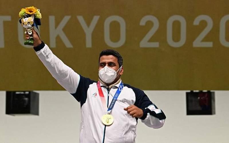 كسب نخستین مدال تاریخ تیراندازی ایران در المپیک