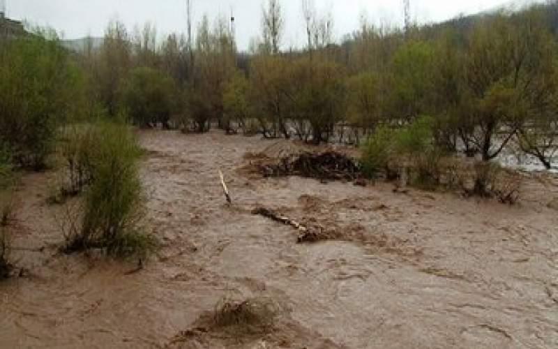اتفاق نادر در بارش های جنوب شرق ایران