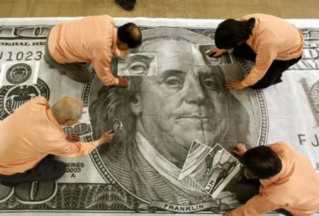 کاهش ارزش دلار جهانی مقابل بیشتر ارزها