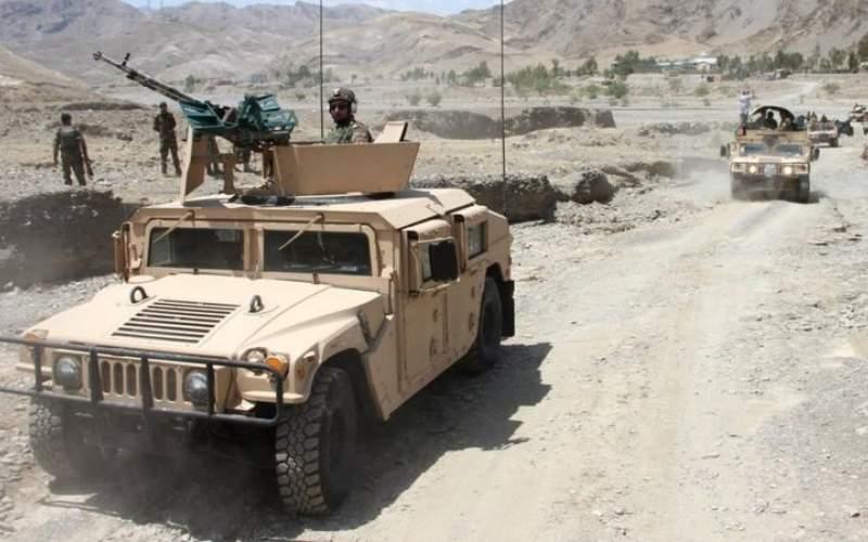 وظیفه اول ارتش افغانستان کند کردن  طالبان