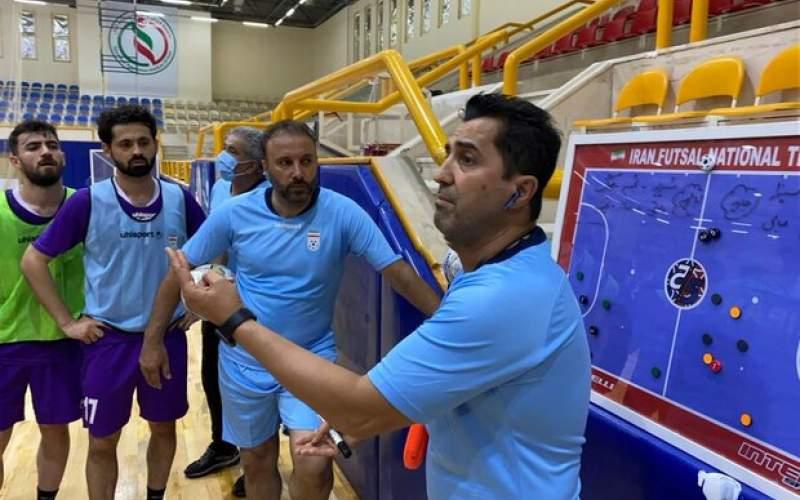 ناظم الشریعه: به بازیکنان باتجربه استراحت دادیم