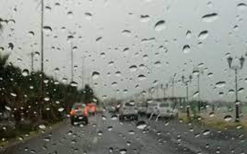 ورود سامانه بارشی به کشور از ۶ مرداد