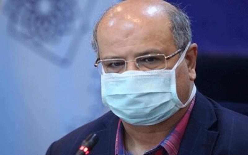 بیماران کرونایی تهران به مرز ۹ هزار نفر رسید