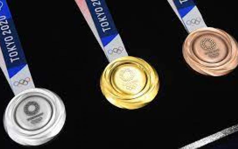 سرنوشت عجیب مدال های المپیک توکیو