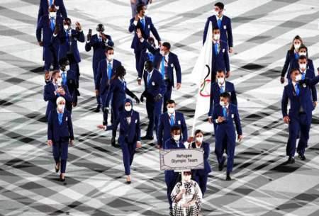 رکوردداری ایران و سوریه در تعداد پناهچویان المپیک توکیو