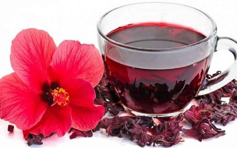 خواص چای ترش در جلوگیری از پیری پوست