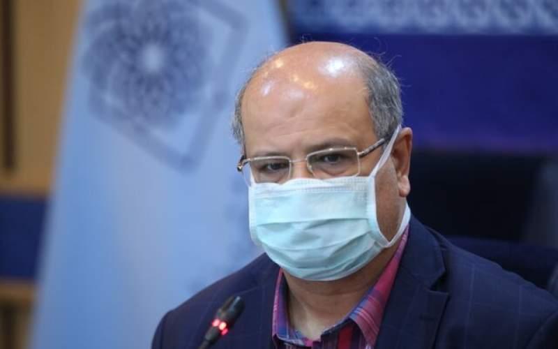 بستری بیش از ۹۰۰۰ بیمار کرونایی در تهران