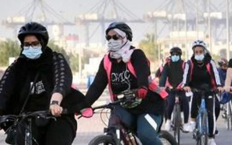 ممنوعیت دوچرخهاشتراکی برایدختران مشهدی