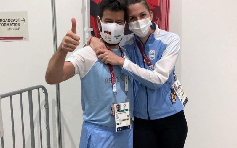 خواستگاری پر سر و صدا در المپیک توکیو