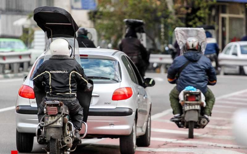 گواهینامه موتورسیکلت به بانوان داده نمیشود