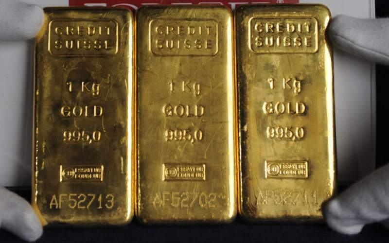 قیمت جهانی طلا افت کرد؛ هراونس ۱۷۹۵ دلار