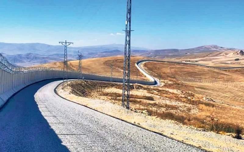 چرایی احداث دیوار مرزی بین ترکیه و ایران