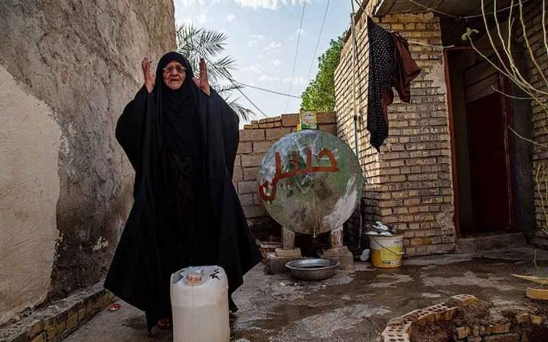 خوزستان تابلوی همه بحرانها شده است