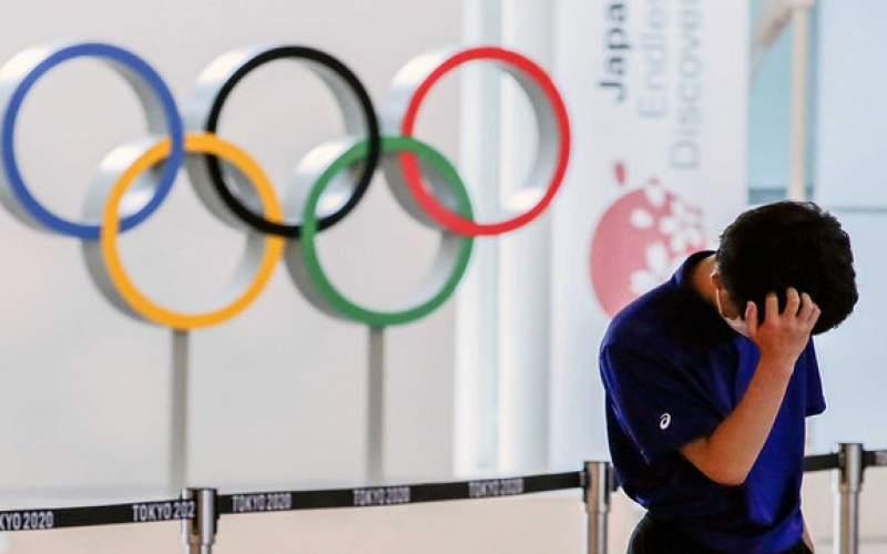 کرونایی های المپیک ۱۵۵ نفر شد