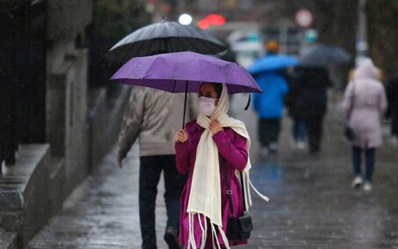 کاهش دما تا ۱۲ درجه در برخی نقاط کشور