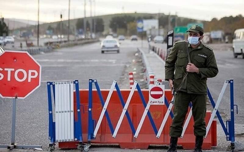ورود به استان مازندران همچنان ممنوع است