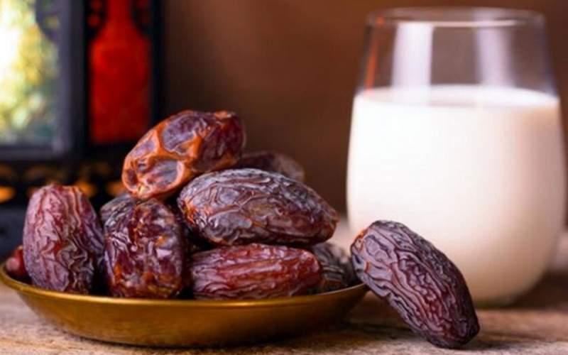 جلوگیری از کمخونی با ترکیب خرما و شیر