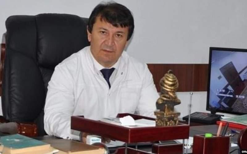 كتك خوردن وزیر تاجیك از بستگان رئیس جمهور