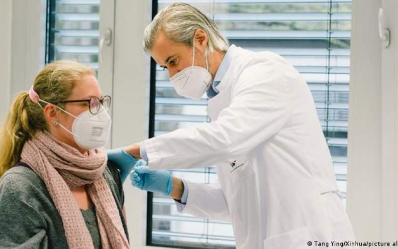 واکسینه شدن نیمی از جمعیت آلمان