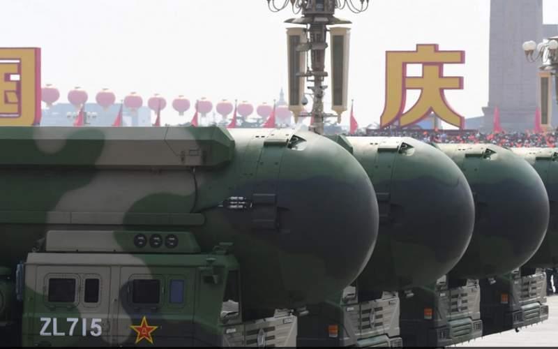 احداث ۱۱۰ سیلوی موشک هستهای توسط چین
