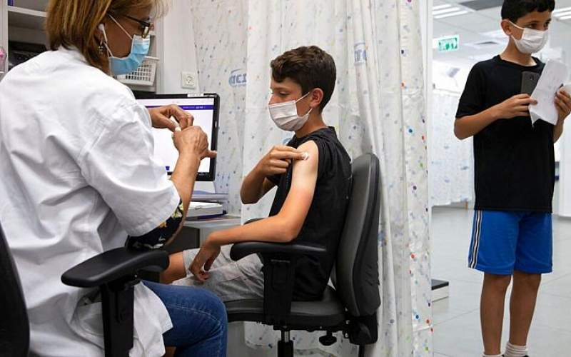 صدور مجوز واکسیناسیون کودکان در اسرائیل