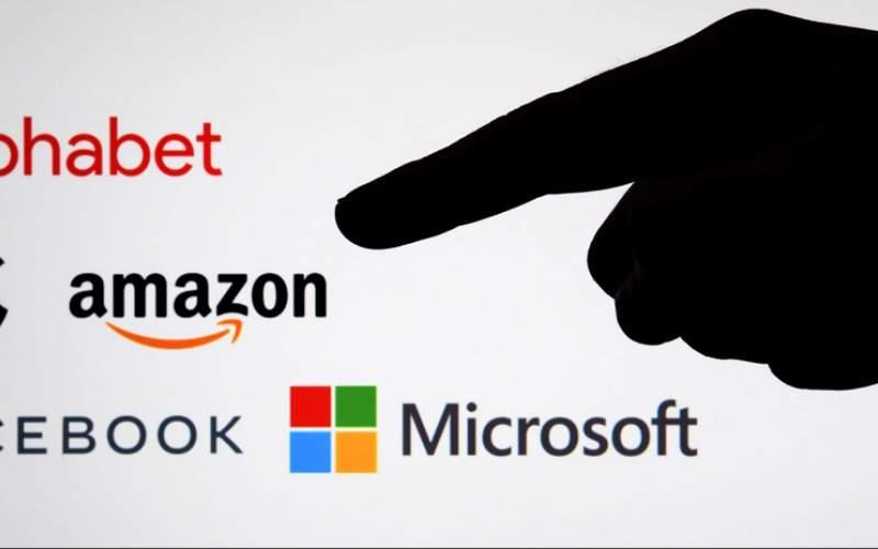 ۵۰ میلیارد دلارسود سه شرکت بزرگ فناوری