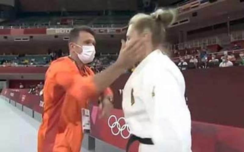 ماجرای سیلی جنجالی در المپیک