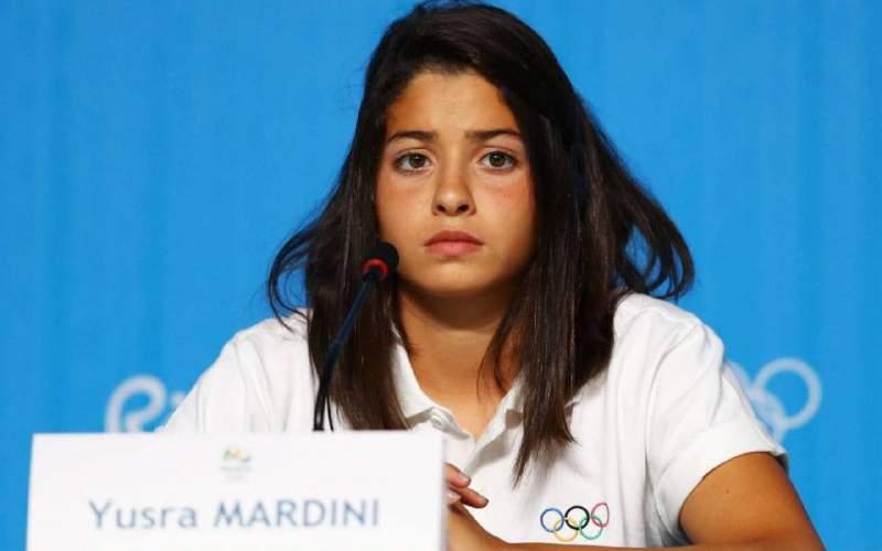 دختر پناهنده سوری عجیبترین ورزشکار المپیک