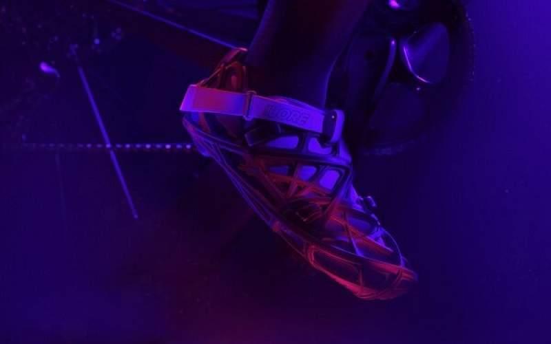 کفش بازیافتی سه بعدی با فیبر کربن تولید شد
