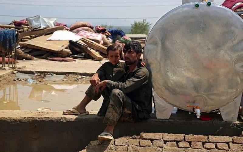 وقوع سیل مرگبار در شرق افغانستان