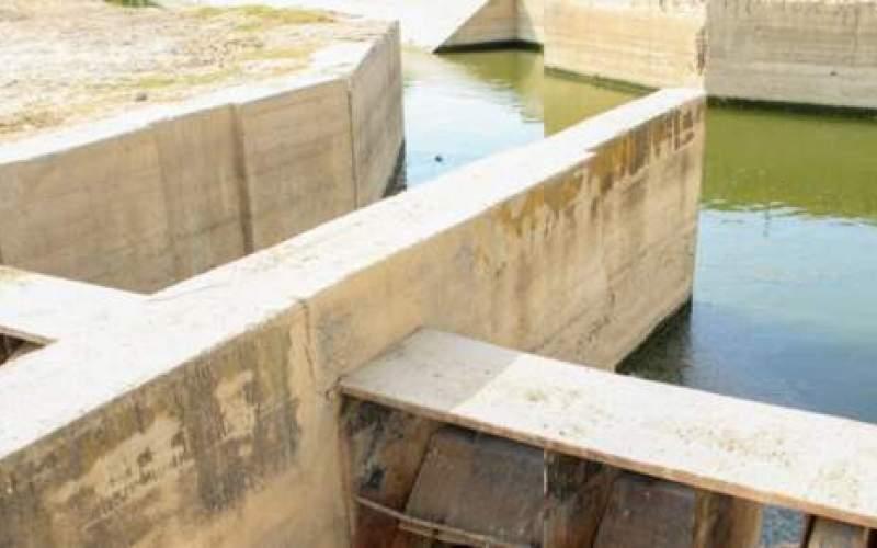 صفر شدن ذخیره آب سدهای گلستان