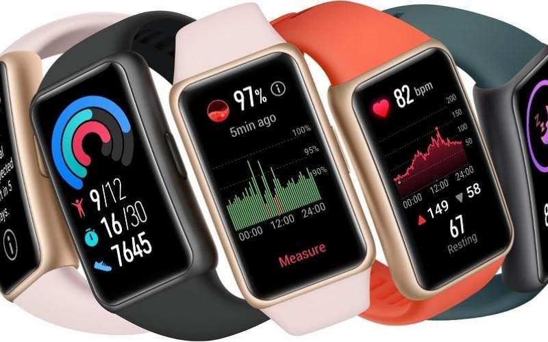 آموزش دسترسی به فیسواچهای متنوع  برای دستبند هوشمند هواوی بند 6