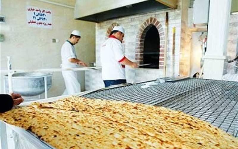 قیمت نان از نرخ مصوب لغو شده هم بیشتر شد