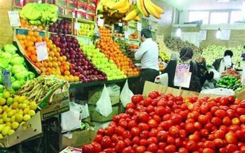 گرانی میوه در فصل فراوانی/ جدول