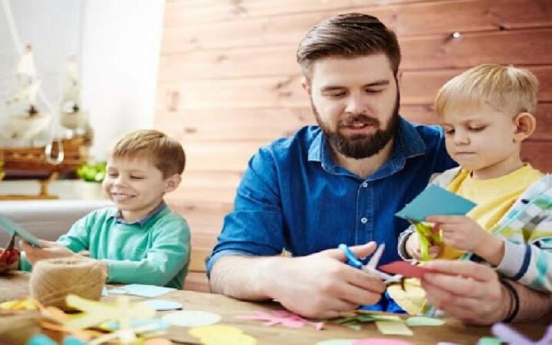 گذراندن وقت با کودکان، آنها را باهوشتر میکند