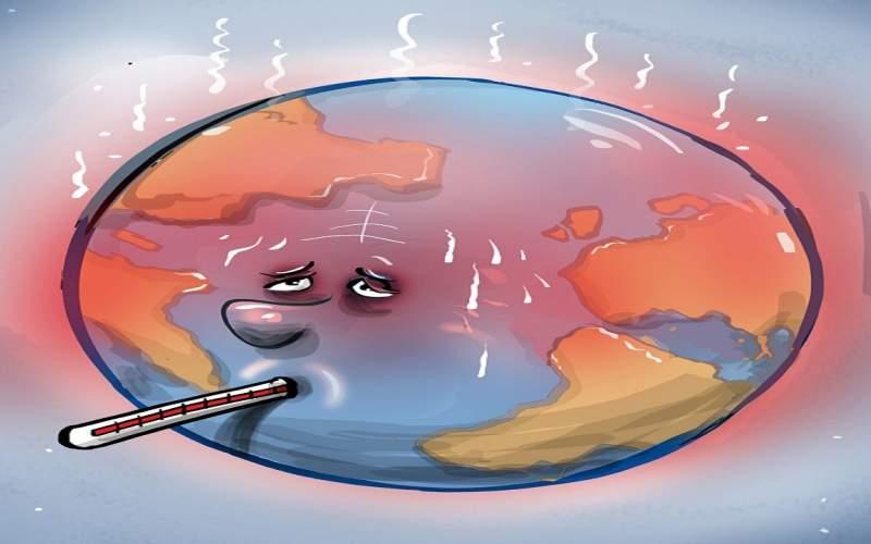 فاجعه جهانی زودتر از موعد جهان را فرا گرفت