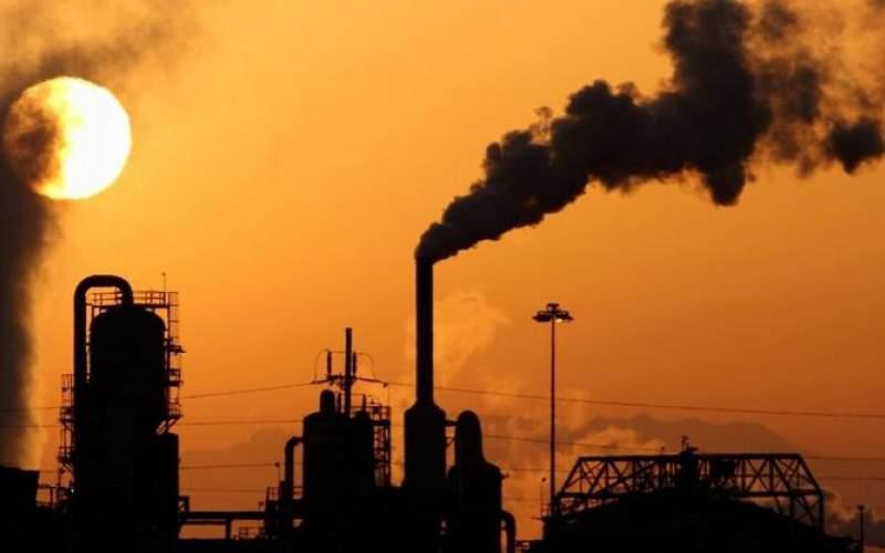 افزایش مرگ و میر ناشی از گازهای گلخانه ای