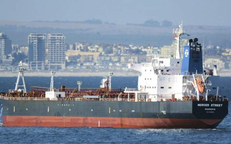 دو خدمه  کشتی اسرائیلی در دریای عمان کشته شدند