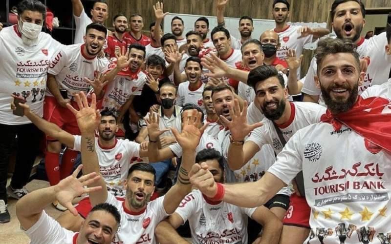 جدول نهایی لیگ برتر فوتبال باشگاههای ایران