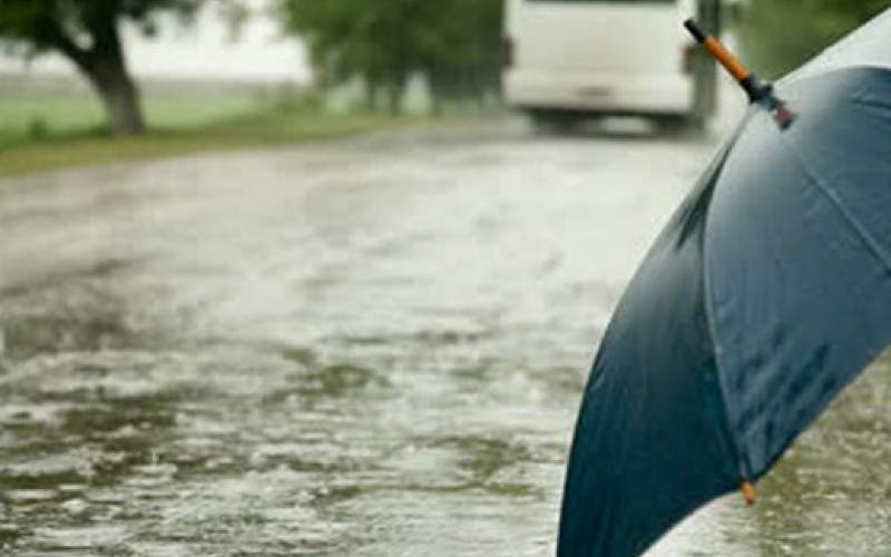 ادامه بارندگیها در شمال و جنوب کشور
